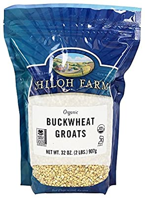 Shiloh Farms - Organic Buckwheat Groats - 32 oz.