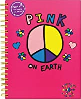 Todd Parr Journal Pink On