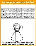 21KIDS-Girls-Floral-Maxi-Dress-Kids-Summer-Casual-Pocket-Short-Sleeve-Shirt-for-Girls-6-12