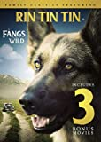 4-Movie Family Classics: Featuring Rin Tin Tin Jr. in Fangs of the Wild