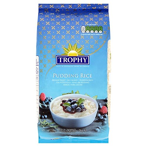 2kg trofeo de arroz con leche (Pack de 2 kg)