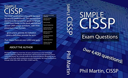 Amazon simple cissp exam questions ebook phil martin kindle simple cissp exam questions by martin phil fandeluxe Image collections