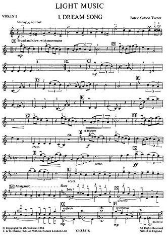 playstrings fácil nº 13 luz música (Parts). Partituras para ...