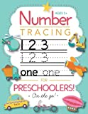 img - for Number Tracing Book for Preschoolers and Kids Ages 3-5: Trace Numbers Practice Workbook for Pre K, K book / textbook / text book