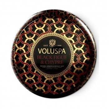 (Voluspa Candle Black Figue & Chypre 11 oz)