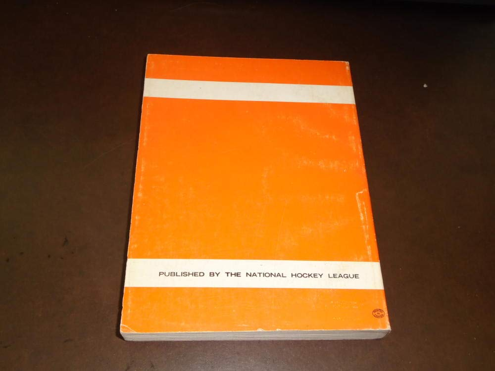 1968 1969 NHL HOCKEY PRESS LEAGUE GUIDE EXCELLENT 400 PAGES