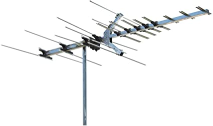 Uhf Upto 30 Ft Range Winegard Freevision Indoor Outdoor Uhf Vhf Antenna Vhf