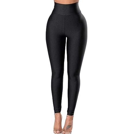 Mallas de Entrenamiento Mujer, Sexy Mallas Fitness de Mujer ...