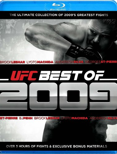 UFC: Best of 2009 [Blu-ray]