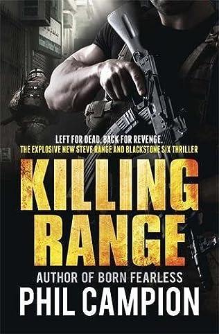 book cover of Killing Range