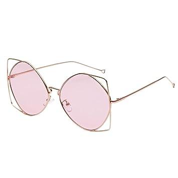 Qiusa Gafas polarizadas Gafas de sol para hombres Mujeres Gafas de seguridad Protección UV Gafas retro ...