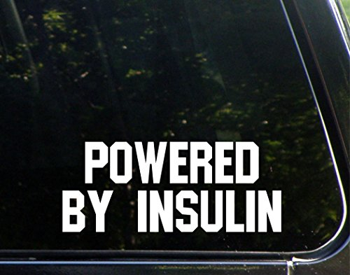 (Powered By Insulin - 8-3/4
