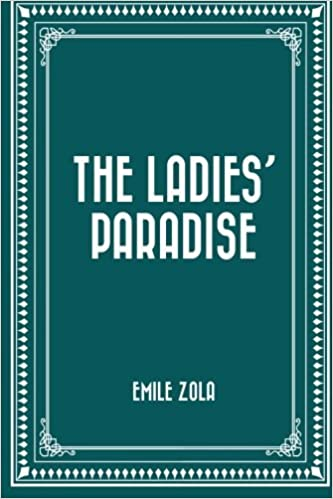 Book The Ladies' Paradise by Emile Zola (2015-11-20)