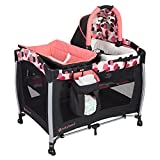 Cheap Baby Trend Resort Elite Nursery Center, Dotty