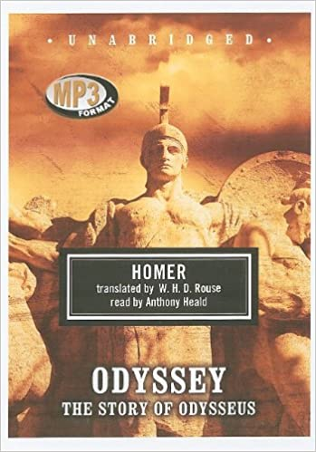 Amazon Odyssey The Story Of Odysseus Library Edition