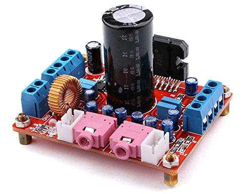 Audio Amplifier Board Yeeco Digital Power Amplifier Board 4x50w