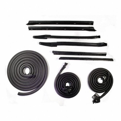 Metro Moulded RKB 2007-109/A SUPERsoft Body Seal Kit