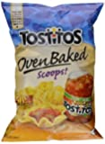 Oven Baked Tostitos Tortilla Chips, Scoops, 6.25 oz by Tostitos