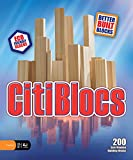 CitiBlocs 200-Piece Natural-Colored Building Blocks
