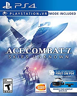 Ace Combat 7, Skies Unknown - PS4 (B01MUDTTIP) | Amazon price tracker / tracking, Amazon price history charts, Amazon price watches, Amazon price drop alerts