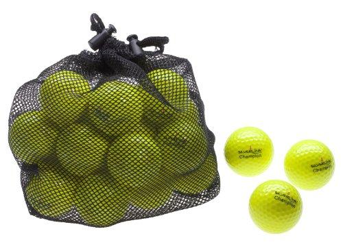 25 Golfbälle