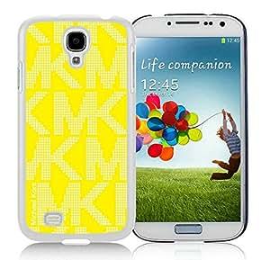 MK55W Customized Case Design with MK's Samsung Galaxy S4 I9500 i337 M919 i545 r970 White cover S1 005