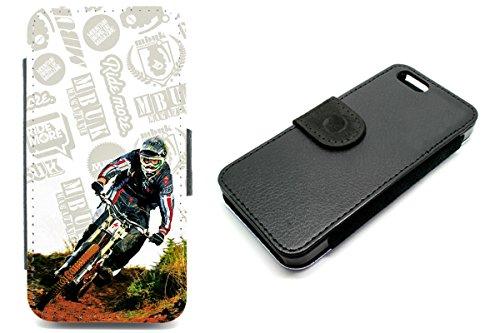 iPhone 6Case-DH Downhill Biking MBUK Freeride Trek