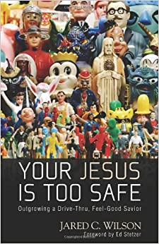 Your Jesus Is Too Safe Outgrowing a Drive Thru, Feel Good Savior by Wilson, Jared [Kregel Publications,2009] (Paperback)