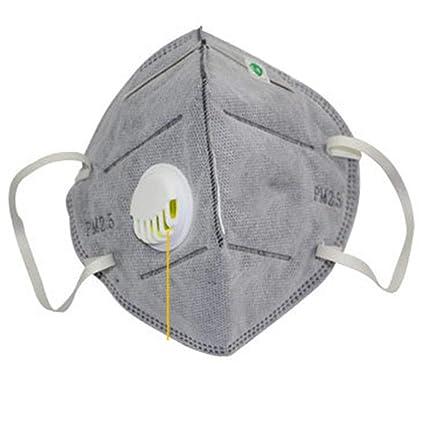 cb95f688045a máscaras de protección Leoboone PM 2.5 El carbón activado anti ...