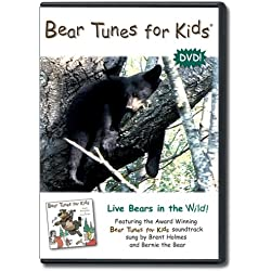 Bear Tunes for Kids: Live Bears in the Wild!