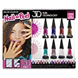 Nail-a-Peel Deluxe Color Kit Child's Toy