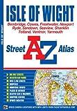 Isle of Wight Street Atlas (A-Z Street Atlas S.)