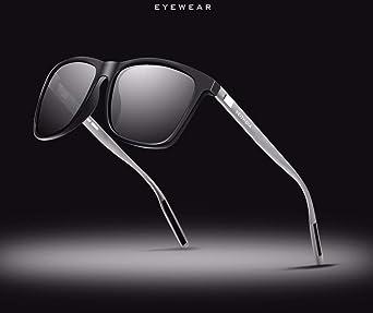 Gafas De Sol Polarizadas Mujer Elegantes HD DLUXOMODE- Gafas ...
