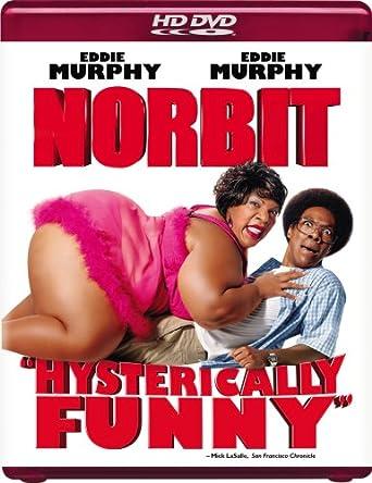 Amazoncom Norbit Hd Dvd Eddie Murphy Thandie Newton Eddie