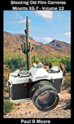 Shooting Old Film Cameras - Minolta XG-7 - Volume 12