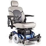 Golden Technologies - Compass HD - Heavy Duty Power Chair - Blue