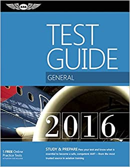 Book General Test Guide 2016 Book and Tutorial Software Bundle: The 'Fast-Track' to Study for and Pass the Aviation Maintenance Technician Knowledge Exam (Fast-Track Test Guides)