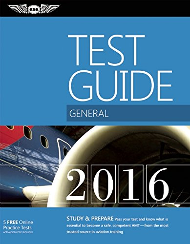 general-test-guide-2016-book-and-tutorial-software-bundle-the-fast-track-to-study-for-and-pass-the-aviation-maintenance-technician-knowledge-exam-fast-track-test-guides