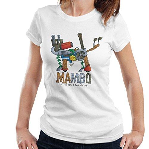 Mambo Junk Yard Dog Women's T-Shirt -