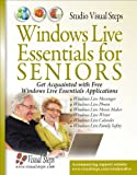 Windows Live for Seniors, Studio Visual Steps, 9059053567