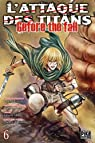 L'Attaque des Titans - Before the Fall, tome 6 par Isayama
