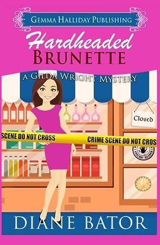 book cover of Hardheaded Brunette