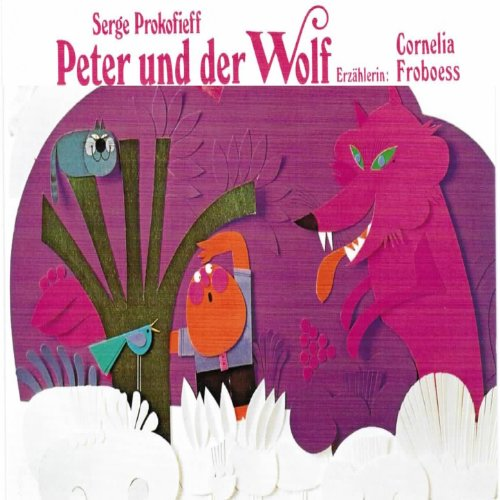 peter und der wolf by cornelia froboess on amazon music. Black Bedroom Furniture Sets. Home Design Ideas