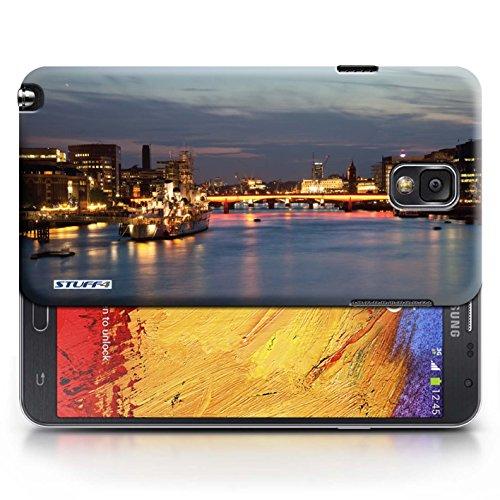 Etui / Coque pour Samsung Galaxy Note 3 / London Bridge conception / Collection de Londres Angleterre