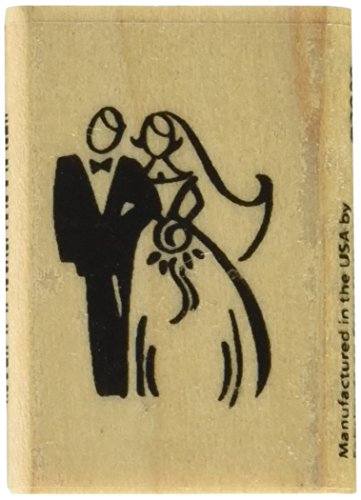Stampendous Mounted Rubber Stamp 1