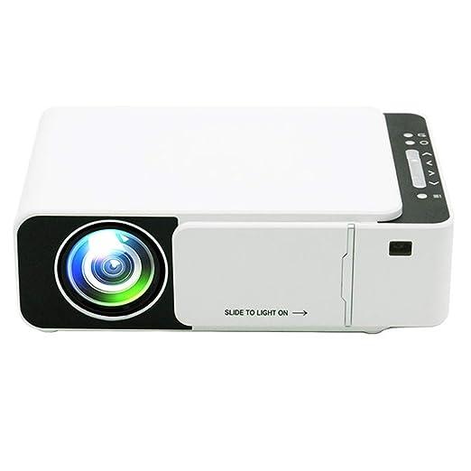 Mini proyector, proyector portátil, Familia Niños Smartphone ...