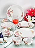 La Opala 35 Pcs Venus Melody Dinner Set