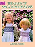 img - for Treasury of Smocking Designs (Dover Embroidery, Needlepoint) book / textbook / text book