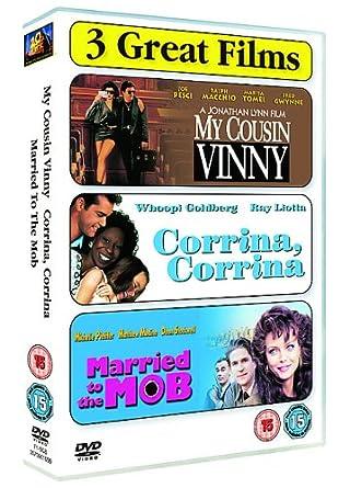 My Cousin Vinny/Married To The Mob/Corrina, Corrina DVD