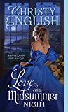 Love on a Midsummer Night (Shakespeare in Love series Book 2)